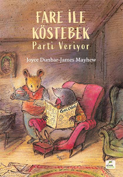 Fare ile Köstebek Parti Veriyor