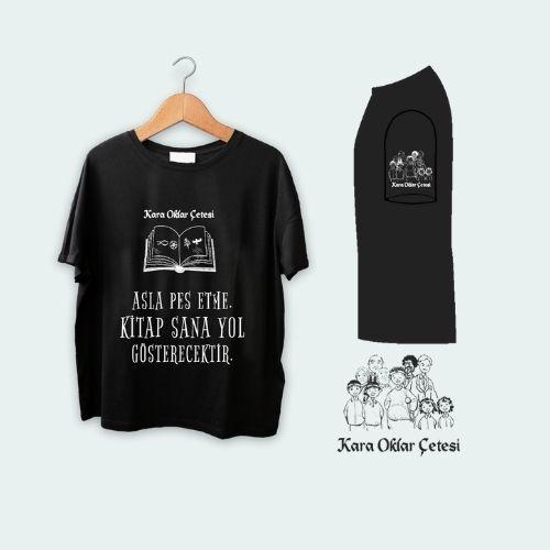 Kara Oklar Çetesi - Özel Baskı Tshirt